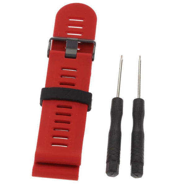 3x Replacement Bands Strap With Pin Removal Tool For Garmin Fenix 3/HR