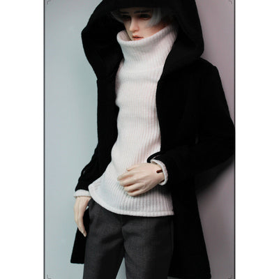 MagiDeal Jacket Sweater Pants Set for 70cm Uncle BJD SD17 DZ70 Loongsoul