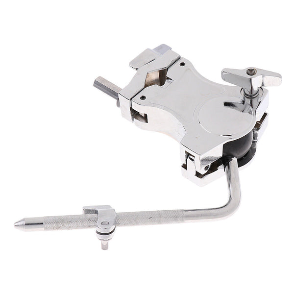 Durable Tom Tom Clip Holder Support Tom Arm Mount Drum Kit Parts DIY