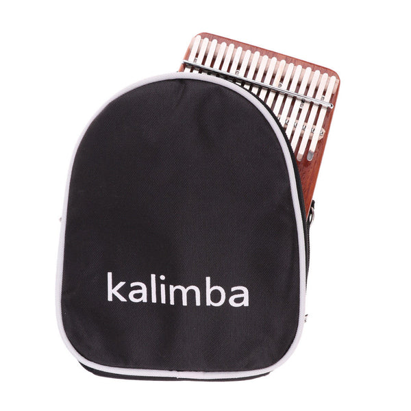 10 Keys/15 Keys/17 Keys Shock-proof Thumb Piano Bag Kalimba Case