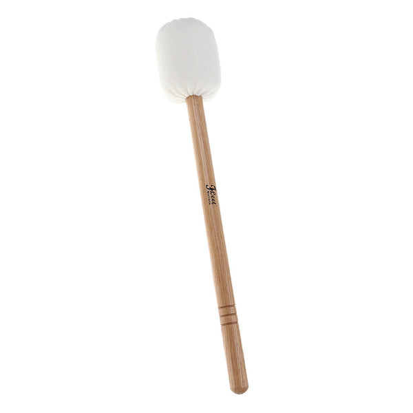 Durable Bass Drum Hammer Mallet Drum Stick with Wood Handle 34cm/13.38inch