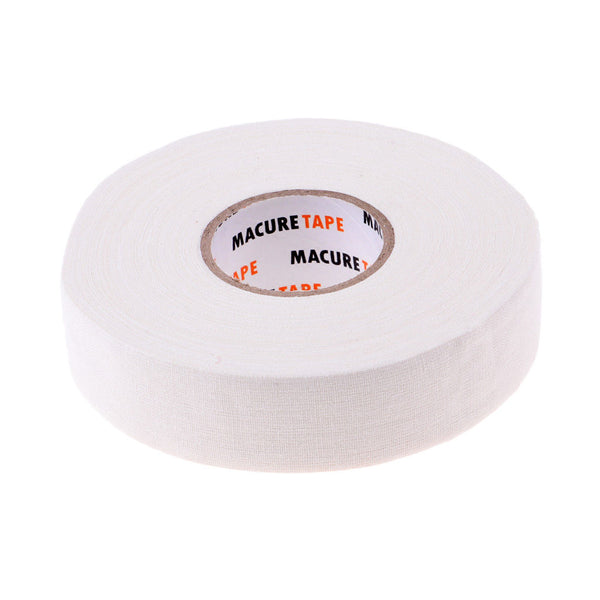 Hockey Tape - Cloth Hockey Stick Tape - 2 Roll - 1 Inch Wide 25 Yards Long