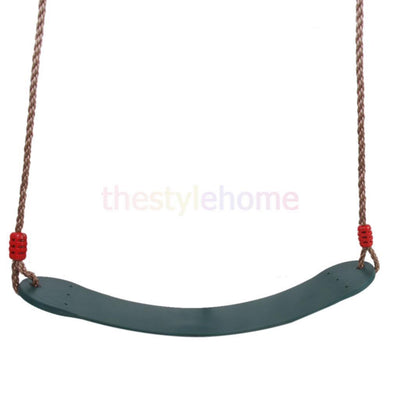 Swing Swingset Seat Belt Playground Park Garden Outdoor Swing Max Load 150KG
