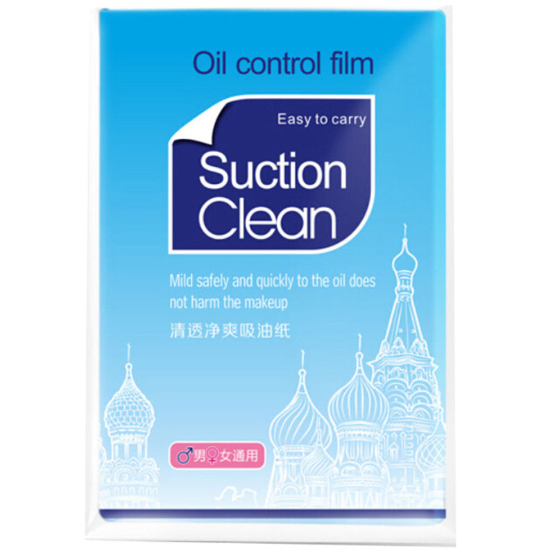 1 pack Clean and Clear Oil absorbing sheets Oil Control Film Blotting Paper 3C