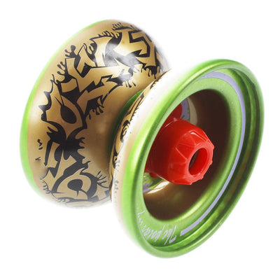 Magic Alloy Yo-Yo Ball For Kid Children Playing Training Funny Toys Gifts ( Z4F4