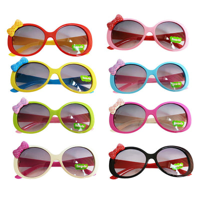 2 pcs Kids Glasses Frame UV400 Toddler Outdoor Sunglasses Children Popular