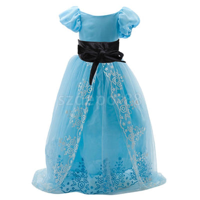 Flower Girl Princess Dress Kid Baby Party Wedding Pageant Formal Dresses