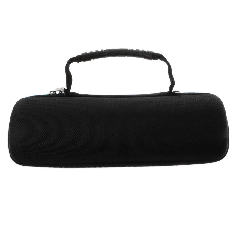 Travel Carry EVA Case Storage Bag with Shoulder Strap for Audio Speaker