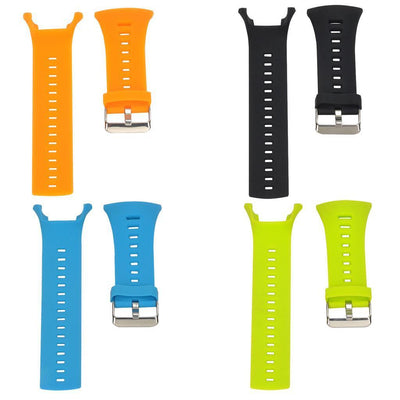 4 Pack Silicone Rubber Watch Strap Band Belt For Suunto Ambit 3 2 1 Bracelet