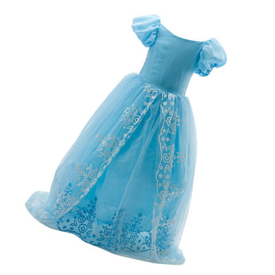 Girls Bridesmaid Dress Baby Flower Party Bow Belt Wedding Dresses Princess