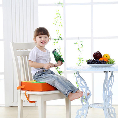Oxford Kids Dining High Chair Booster Cushion Baby Soft Seat Cover 8cm'