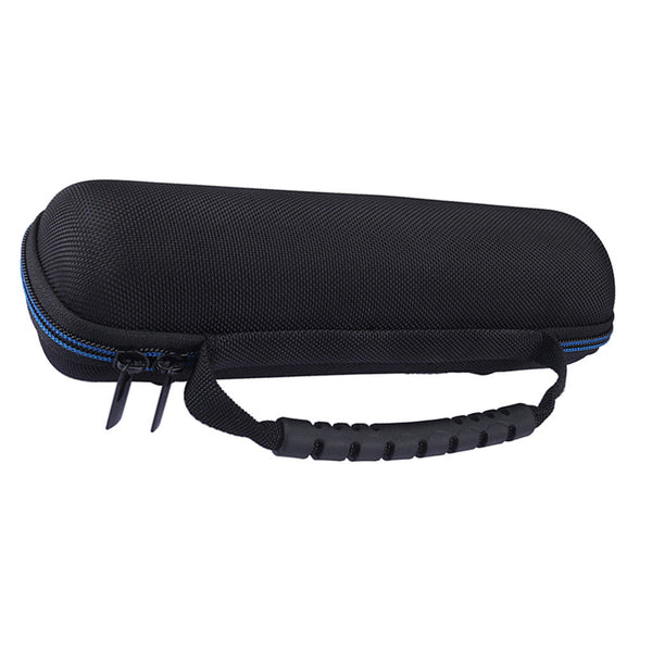 MagiDeal Portable Storage Travel Carry Bag Hard Case for Audio Speaker Black
