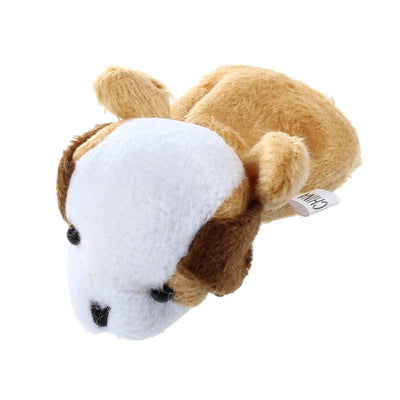 Coffee Dog Hand Puppet Finger Puppets I0D2
