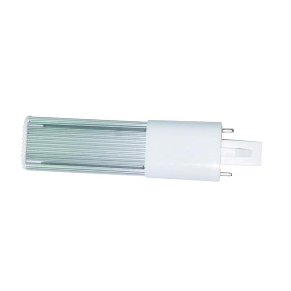 5W G23 2-pin LED Tube Equivalent to 13W Compact Fluorescent Lamp Warm White
