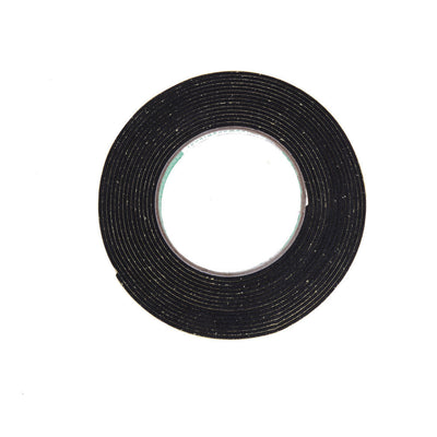 1pc 5M Weather Stripping Sponge Rubber Strip EPDM Tape 2mm*10mm Door Seal C3B