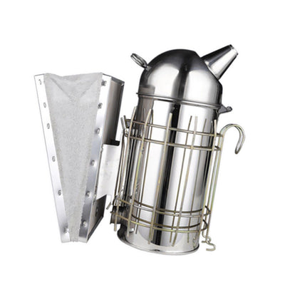 Bee Smoker with Heat Shield for Beekeeper Beekeeping Equipment Bee Hive