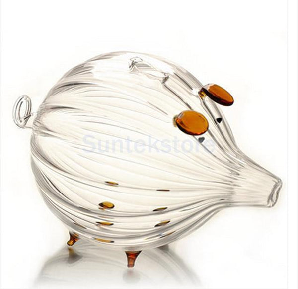 2Pcs PIGGY BANK - Pig Money Box for Coins & Cash - Novelty Kids Saving Bank