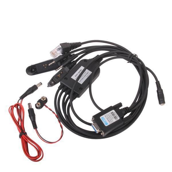 RPC-M5X Programming 5 in 1 Cable for CP040 Two-way Radio