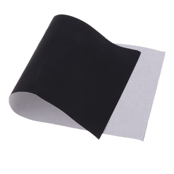 Nylon Jackets Repair Patch Strong Sticking Pieces for Sportswear Tarp Black