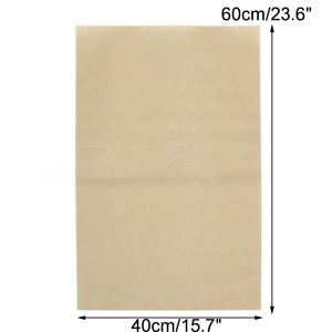 5 Sheet Non-Stick Heat Press PTFE Pad Paper Pressing Baking Pastry Mat 16''x24''