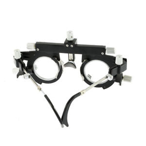 Adjustable Optometry Optic Eyewear Trial Lens Frame Visual Test Equipment Goodly