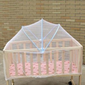 Arched Large Sized Yurt Crib Mosquito Netting Mosquito Curtain r#H3