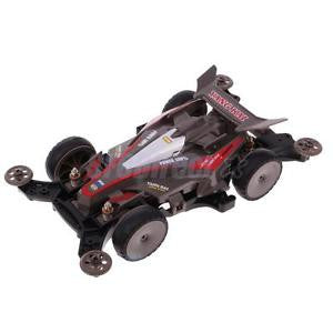 Alcoa Prime DIY 4WD Racing Car Electric Toys Assembled Toys Collectable Gift YK3 Gray