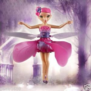 Flying Fairy Doll Hand Infrared Induction Control Dolls Child Fly Toy Kids Gift