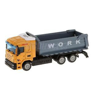Alcoa Prime 1:64 Diecast Tipper Lorry Truck Constructional Engine Model Boys Girls Gift