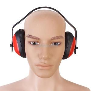 Noise Reduction 26-Decibel Dual Ear Cup Ear Muff Hearing Protection Ear Defender