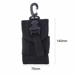 Tactical Attach Pack Outdoor 4.5Inch Phone Pack Military Army Waist Attached Bag