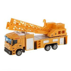 Alcoa Prime 1:64 Diecast Mobile Crane Truck Constructional Engine Model Boys Girls Gift