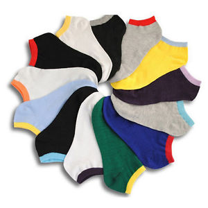 10pairs/lot women/Men Boat Non-Slip Invisible Low Cut No Show Socks HU