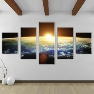 Alcoa Prime Modern Wall Hanging Canvas Picture Art Print Painting Home Decor Sunrise-L