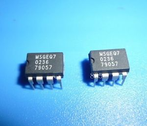 2pcs MSGEQ7 7 Band Graphic Equalizer ORIGINAL MSI chip