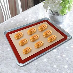 Alcoa Prime Healthy Homewares Durable Silicone Baking Mat Non-Stick Cookies Sheet Oven Liner