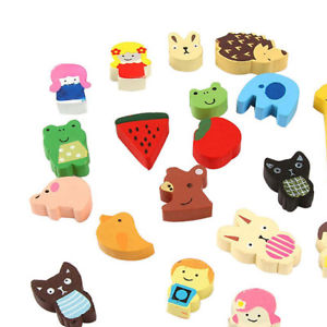 Alcoa Prime Colorful funny animals refrigerator magnets (19 random patterns) C2G8