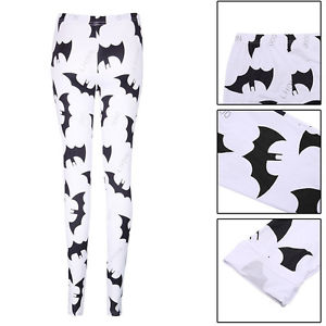 Alcoa Prime Women Yoga Fitness Leggings Running Gym Batman Printed Sports Pants Trousers
