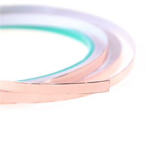 5 mm(length 65 ft) Hot sale Copper tape TO