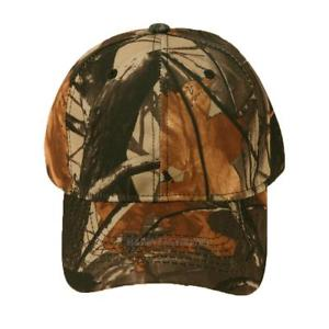 Unisex Camouflage Wild Hiking Army Camo Cap Tactical Baseball Cap(Coffee) r#H3