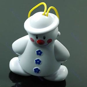New Lovely Snowman Wireless Baby Cry Detector Monitor Reminder Watcher Alarm Hot
