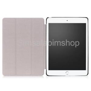 #1Auto Wake Case Cover+Touch Pen+HD Screen Protector for New iPad 2017 9.7