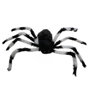 75cm Large Spider Plush Toy / Halloween Decor