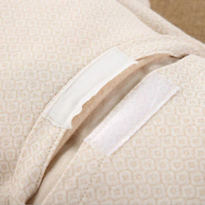 Alcoa Prime Soft  Pillow Natural Color Baby Infant Shaping Pillows Removable Pillowcase Hot