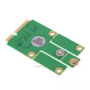 M2MP1 (M.2 NGFF to Mini PCIe (PCIe+USB) Adapter) r#H3