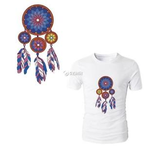 Alcoa Prime Heat Transfer Iron On Paper Dreamcatcher Printing for T-Shirts Clothes DZ88 02