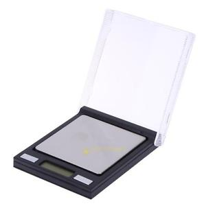 100g Digital LCD Pocket Scale Mini CD Case Digital Scale Balance 0.01 Precision