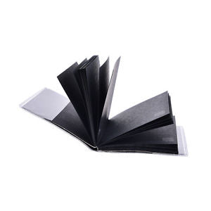 Tower Black Inside Page Notepad Paper Notebook Blank Notepad Journal Notebook@