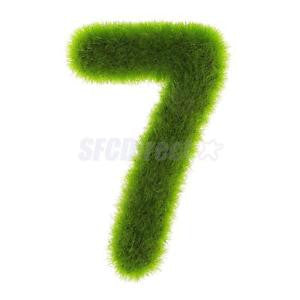 Alcoa Prime Artificial Moss Number for Potted Plant Ornament Home Garden Wedding Decor