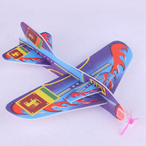 New Stretch Flying Glider Planes Aeroplane Children Kids Toys Game Cheap Gift HU